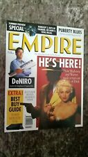Empire Magazine - July 1990 - # 13 - Madonna, Warren Beatty, Dick Tracy