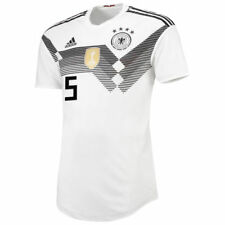 Camisetas de fútbol de selecciones nacionales 1ª equipación para hombres de alemania