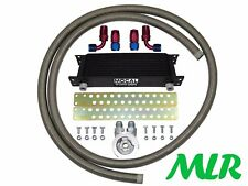 CLIO MK2 172 182 CUP MK3 STAINLESS STEEL BRAIDED HOSE OIL COOLER KIT ZQMK-M20