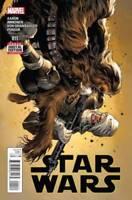 Star Wars #11 MARVEL COMICS COVER A 1ST PRINT CHEWBACCA