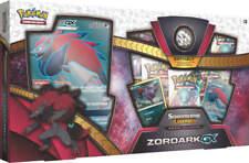 Pokemon-sol y luna-Zoroark GX Box-alemán