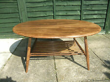 Elm Vintage/Retro Coffee Tables without Assembly Required