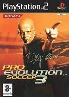 PS2 / Sony Playstation 2 Spiel - Pro Evolution Soccer 3 / PES 3 mit OVP