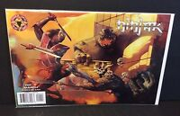 NINJAK 1 Vol 2 1st Print Painted Variant Low Print Valiant Acclaim Comic 1997 NM