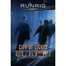 Runrig - City Of Lights - New DVD