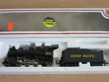 Bachmann HO scale 51501 Prairie 2-6-2 Locomotive & Tender w/ smoke & box