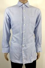 Jonh W. Nordstrom Size 161/2 34 Tailored Fit L/S Button Front Dress Shirt