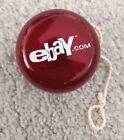NEW eBay YoYo Glossy Clear Red New Sealed in plastic