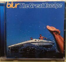 Blur - The Great Escape (CD, 1995, Virgin)