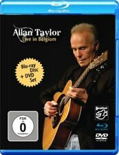 STOCKFISCH | Allan Taylor - Live In Belgium Blu-Ray Disc + DVD