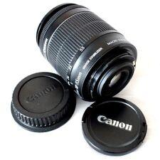 Canon EF-S 18-55mm Lente Zoom IS STM para cámara réflex digital