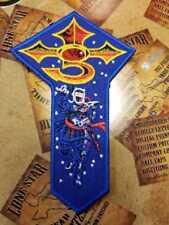 Blue Oyster Cult Ninja Guy patch