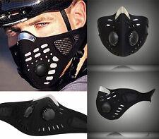 Cool Anti Dust Motorcycle Bike Ski ATV Half Face Mask Filter Black Durable