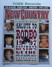 NEW COUNTRY MAGAZINE - A County Music Salute to Rodeo 1997