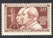 FRANCIA 1955 LUMIERE Brothers/FILM/CINEMA/Fotocamera/filmati/PEOPLE 1v (n39344)