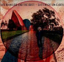 Last Night on Earth [Digipak] by Lee Ranaldo/Lee Ranaldo and the Dust (CD,...