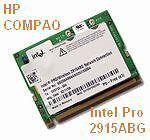 HP COMPAQ Mini PCI Wireless Minipci Intel Pro 2915ABG