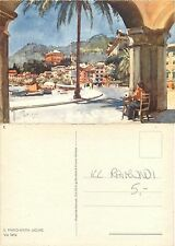 S. Margherita Ligure - Via Sella - ILLUSTRATORE RAIMONDI (S-L XX174)