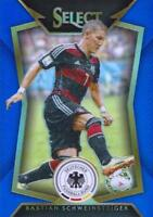 2015 Panini Select Soccer Base Common Blue Parallel Variation #d /299 - (41-80)