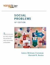 Social Problems, VangoBooks (10th Edition), Good Books