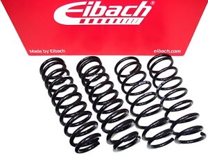 "EIBACH PRO-KIT LOWERING SPRINGS SET FOR 15-18 JEEP RENEGADE 4WD [1.4""F/1.0""R]"