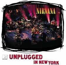 Unplugged In New York - Nirvana 720642472712 (Vinyl Used Very Good)