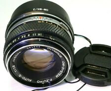 Olympus 50mm f1.8 OM Lens manual focus adapted to Micro Four Thirds M4/3 cameras