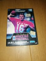 Joe Montana II Sports Talk Football (Sega Genesis, 1991)