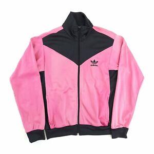Adidas Originals Track Top Jacket Women's Pink Size 12