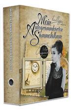 Autogrammkartenalbum Sammelordner hoollggii Autogramm Album, NEU !!  TOP !!!