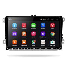 """Radio coche 2Din Android  de 9"""" Wifi GPS para Volkswagen, Seat, Skoda, Golf"""