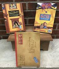 Ann M. Martin Laura Godwin Doll People Series Trilogy Lot Of 3 Books