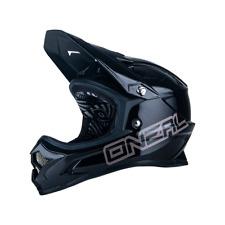 O'Neal Backflip Fidlock DH Helmet RL2 SOLID  Gr. XS Fb. sw/grau UVP 119,95€