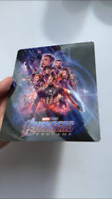 AVENGERS: END GAME Magnet cover for Steelbook (NO LENTICULAR)