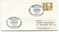 1982 Rendsburg Polarstern Polar Antarctic Cover