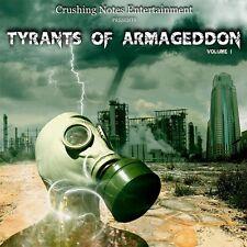 Tyrants of Armageddon Vol.1 -Thrash/Death Metal CD NEW - 2017