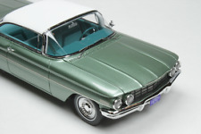 Goldvarg Collection 1/43 1960 Oldsmobile Coupe Fern Mist Poly Gc-021B