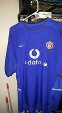 Vintage Manchester United Away Jersey XXL 2002-2003 Shortsleeve Mint Condition