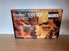 3dfx Voodoo 5 5500 64mb Grafikkarte