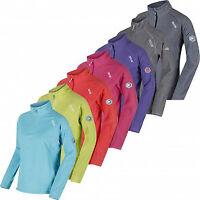 Regatta Montes Women's Marl Effect Microfleece Fleece Jacket RRP £25