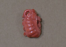 Cameo ~(coral) ~27mm*17mm.(ec1281) Beauty Hand Carving