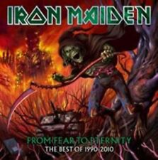 From Fear to Eternity - The Best of 1990 - 2010 Limited Edition by Iron Maiden (Vinyl, Parlophone)