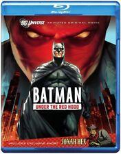 Batman: Under the Red Hood [New Blu-ray] Eco Amaray Case