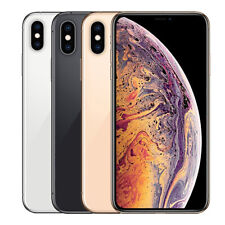 New APPLE IPHONE XS 64/256GB Factory GSM UNLOCKED 1Yr Warranty Sealed in BOX