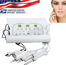 USA BIO Microcurrent Facial Spa Electrotherapy  Ultrasound Spa Beauty Equipment