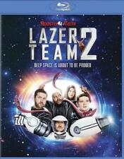 LAZER TEAM 2 NEW BLU-RAY DISC
