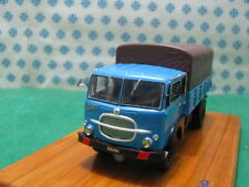TRUCK - FIAT 643 Tappaulin  2 Axle -1/43 Elite Models Built factory (Gila Model