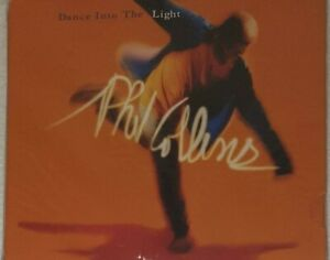 PHIL COLLINS CD DANCE INTO THE LIGHT CD+EXTRA CD LIVE EDITORIALI NUOVO SIGILLATO