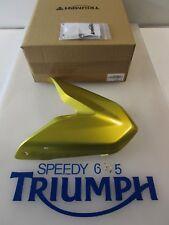 TRIUMPH SPEED TRIPLE & R SEAT COWL KIT SULPHUR YELLOW A9708189 FI 2011 - 2015