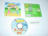 MTV's BEAVIS & BUTTHEAD: BUNGHOLE IN ONE game complete in case for PC CD-ROM